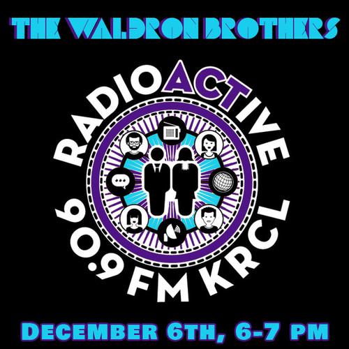 "Live Set on 90.9FM ""Radioactive"""