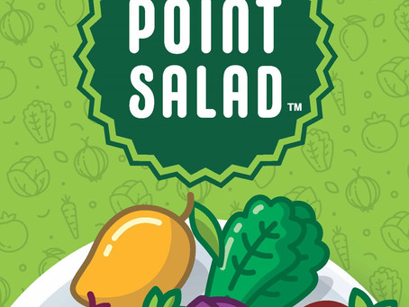 Point Salad is a game that is ON Point!