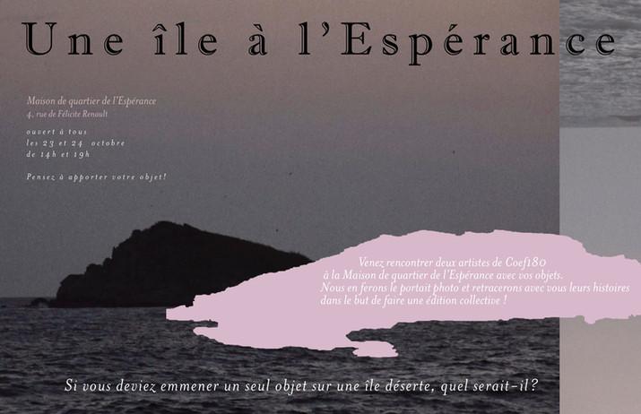 Une île à l'esperance