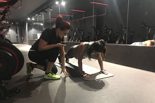 10 x 60 Minutes Personal Training Session
