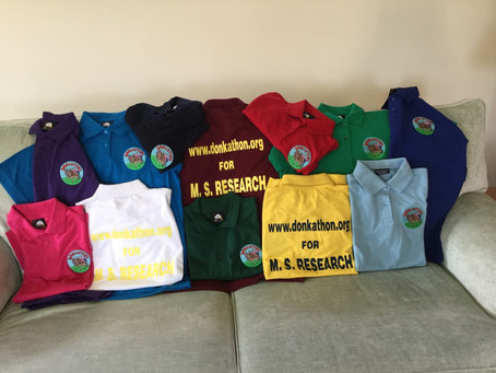 Donkathon Polo Shirts for sale