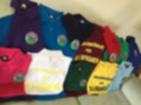 Donkathon Polo Shirts