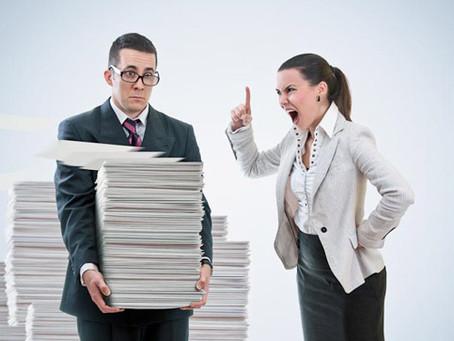 Tal vez ha escuchado hablar del mobbing; ¿qué es y cómo debo tratarlo?