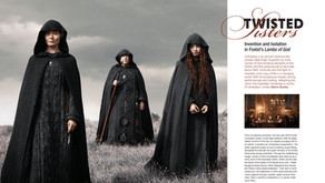 Metro Magazine (issue 203): Twisted Sisters