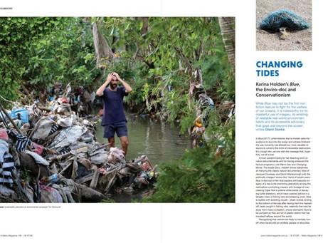 Metro Magazine (issue 196, 2018): Changing Tides