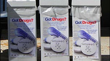 American Public Overwhelmingly Responds to DEA Prescription Drug Take-Back Effort