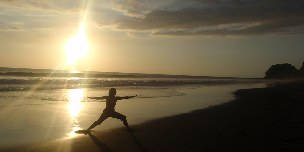 JUNGLE YOGA RETREAT in Playa Hermosa, Costa Rica.