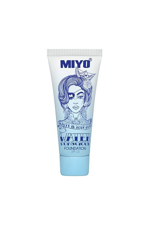 MIYO Water Conscious Fundation no.03