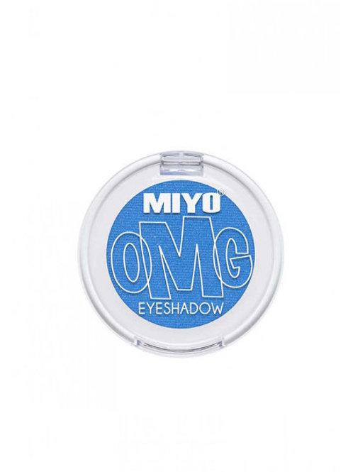 MIYO / Тени для век одноцветные Single Eyeshadows OMG! №34