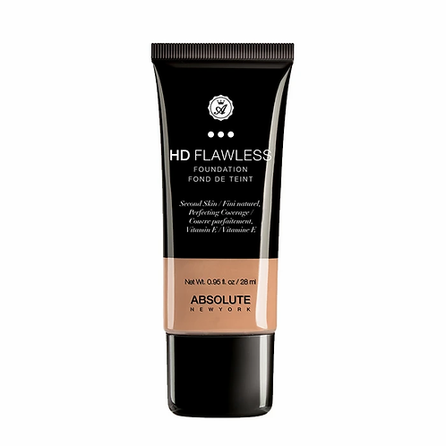 ABSOLUTE NEW YORK / FLAWLESS HD FOUNDATION Tan