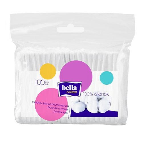 """Bella Cotton"""" ватные гигиенические палочки 100 шт"""