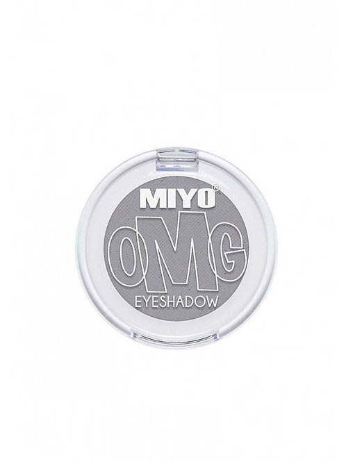 MIYO / Тени для век одноцветные Single Eyeshadows OMG! №37