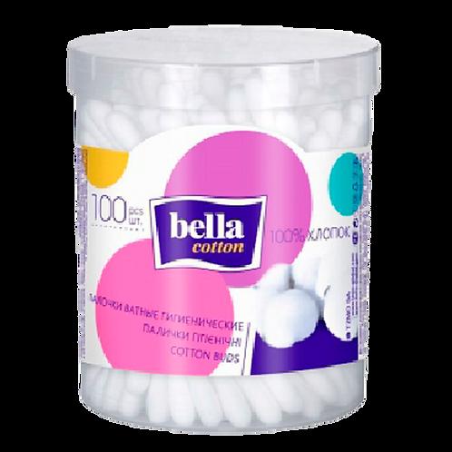 Bella Cotton 100 шт Ватные палочки