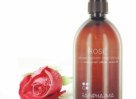 Wil je eens baden in luxe? Gebruik onze Rose douchegel.