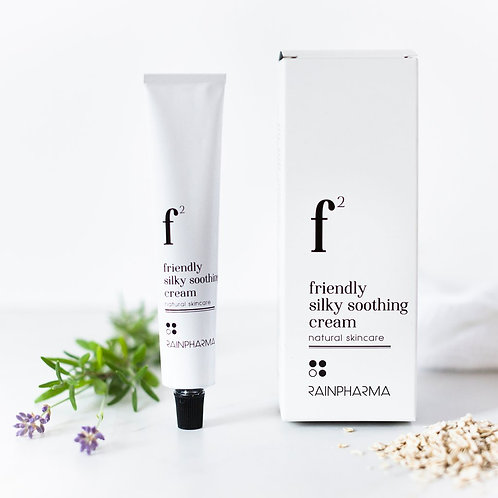 F2 - Friendly silky soothind cream