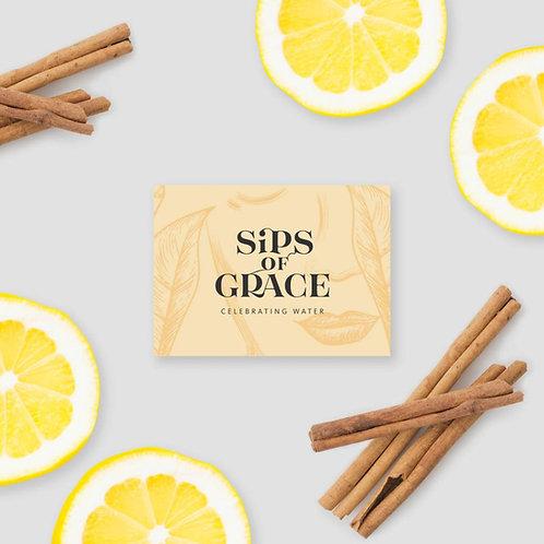 Sweet Victory: kaneel/citroen