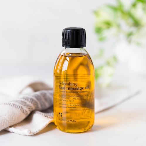 Refreshing Foot Massage Oil