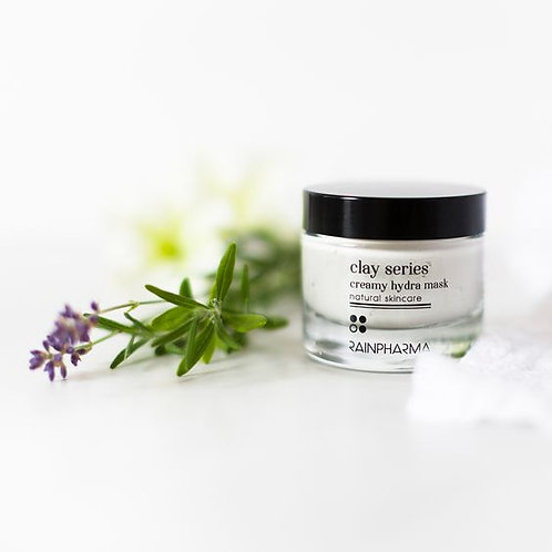 Clay series -Creamy hydro mask