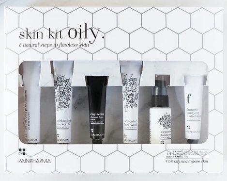 Skin kit oily