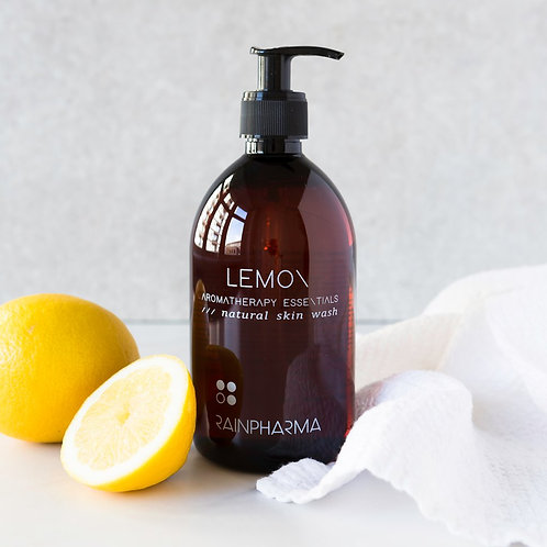 Skin Wash Lemon