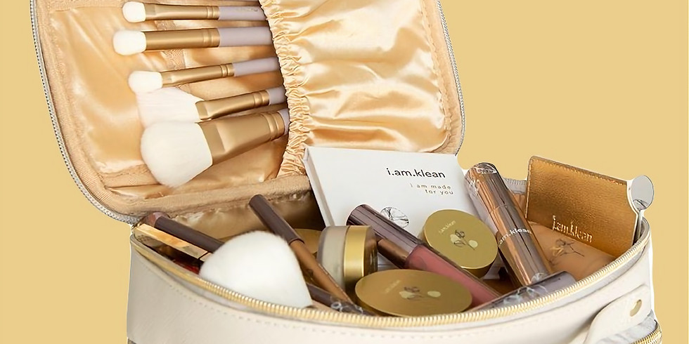 Workshop make-up i.am.klean