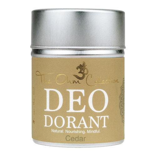 Deodorant Poeder Cedar