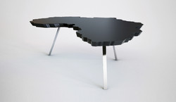 Africa Coffee Table