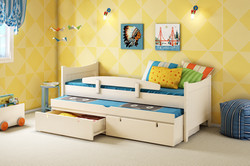 Children Bed Harmony