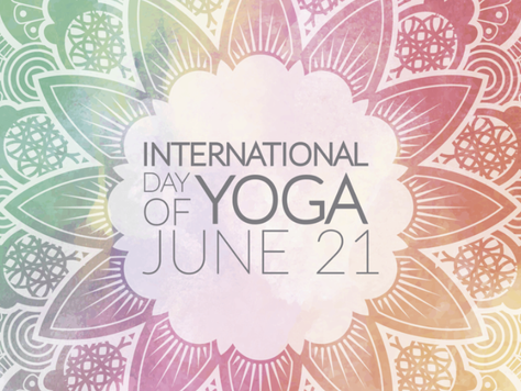 Red Lodge Yoga class support International Yoga Day <3