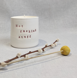Rude Candle 4