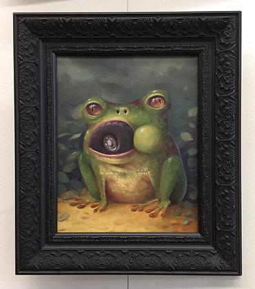 Bewaaare of Frog