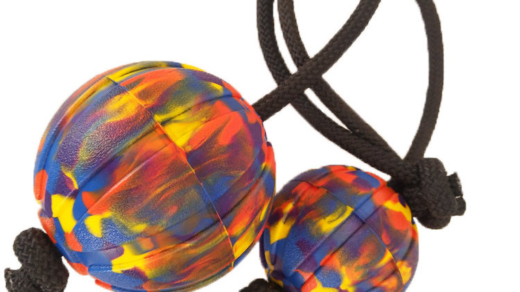 Camo Foam ball 9 cm