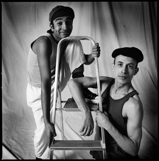 Marcel & Roger