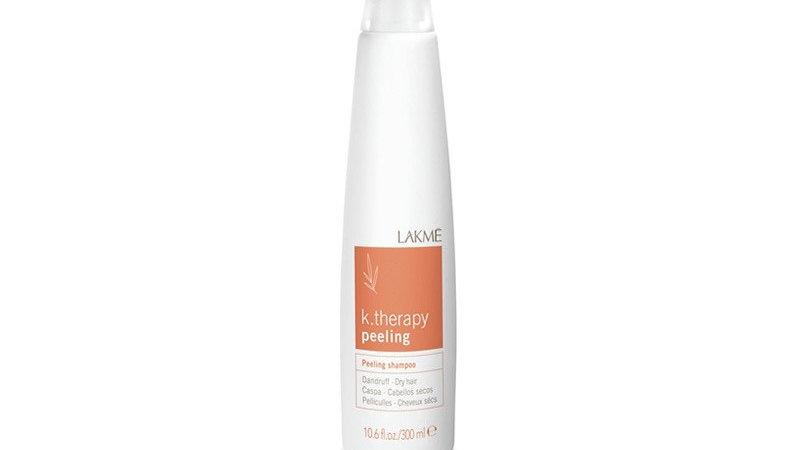 shampoing pellicules cheveux sec 300ml