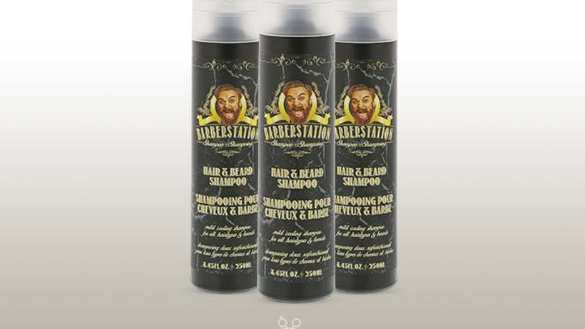 Shampoing pour cheveux et barbe 250ml