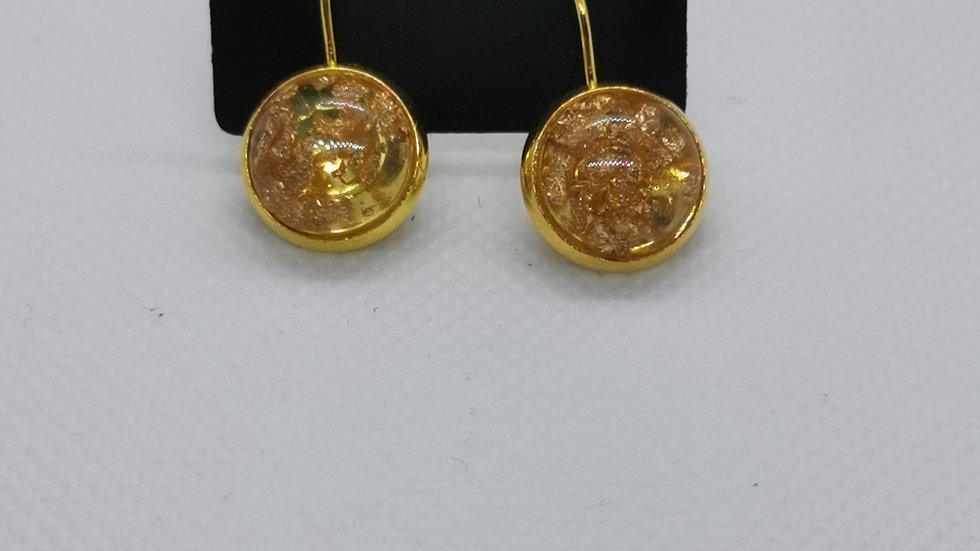 Boucle d'oreille collection OR