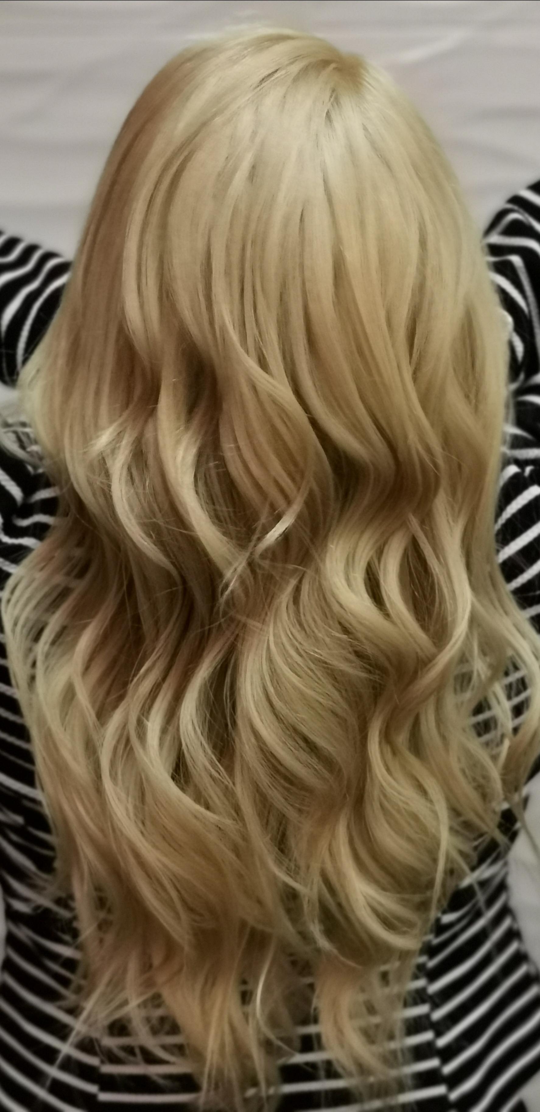 Nuance de blond