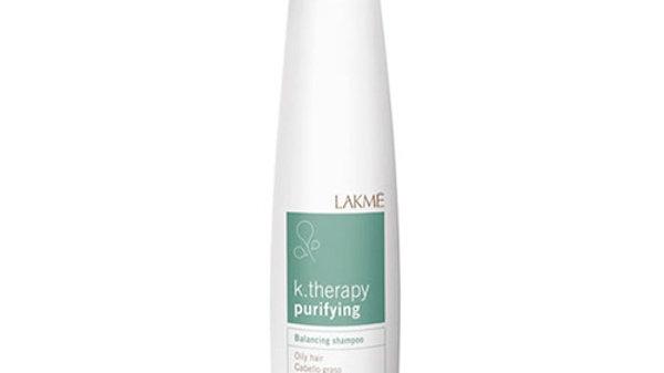 Shampoing purifiant pour cheveux gras 300ml