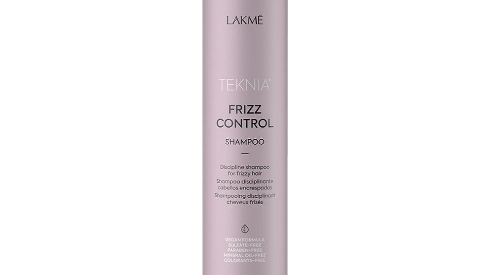 Frizz control shampoing 300ml