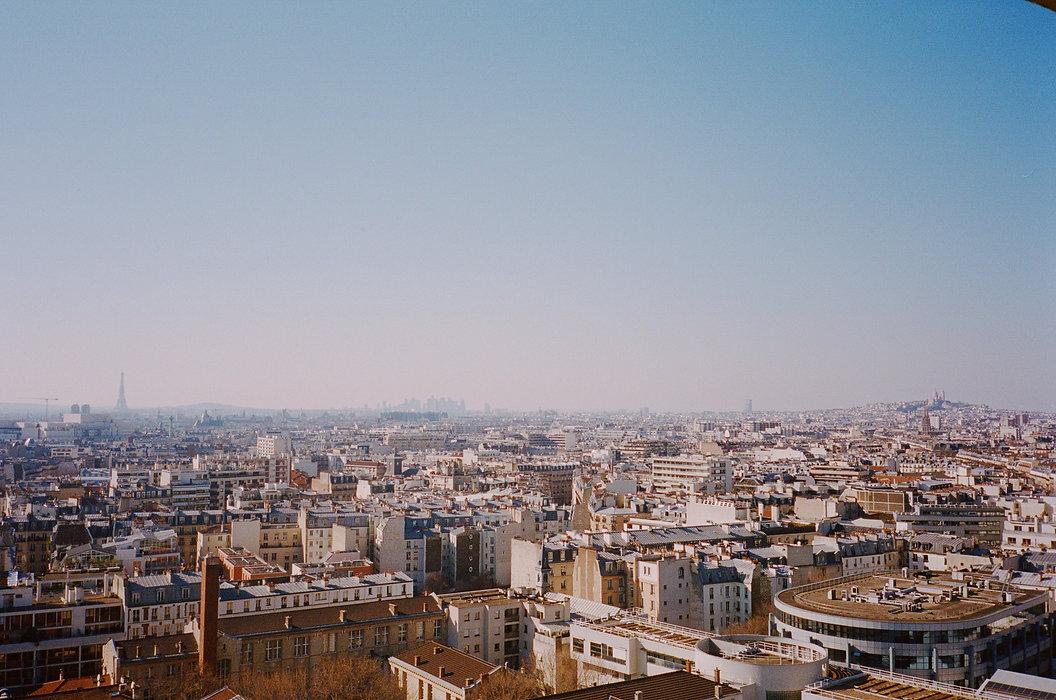 Paris vu du XIème