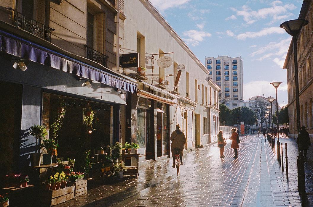 Rue Vitruve, Paris XX