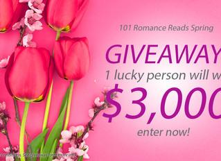 $3,000 Big Spring Giveaway