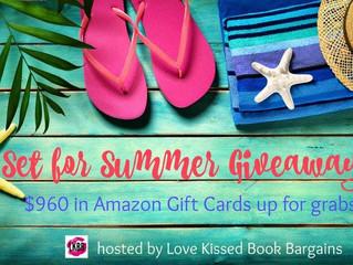 Set For Summer Giveaway!