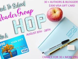 Back To School Reader Group HOP!