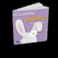 A Coelhina Valente - Livro.png
