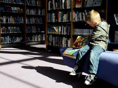 Biblioteca, um lugar para ler, escrever, ouvir, sonhar e criar