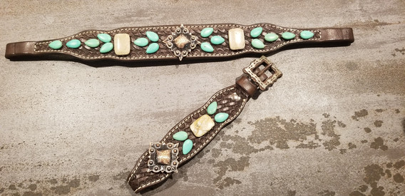 Browband and Cheek Piece