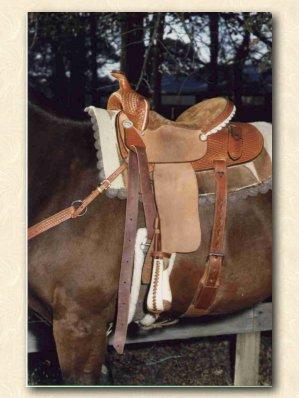 Martha Wright Saddle