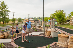 18 Hole Outdoor Mini Golf