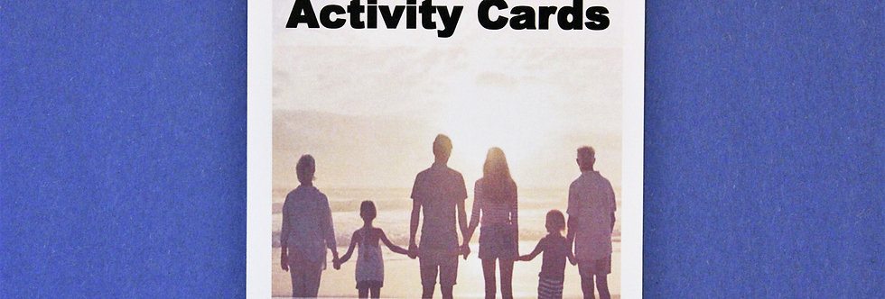 Family Adventure Activity Cards